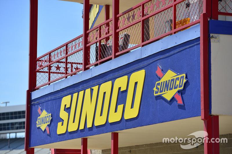 Logo: Sunoco