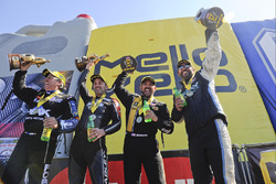 John Force, Eddie Krawiec, Tony Schumacher, Shane Gray