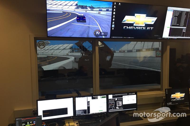 Chevrolet-Simulator