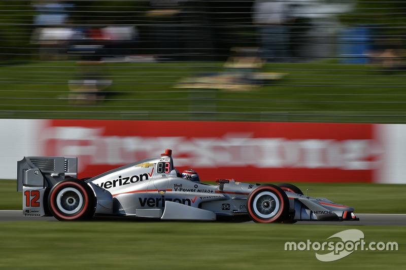 Гран При Индианаполиса: Пауэр выносит всех