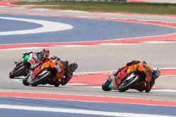 Pol Espargaro, Red Bull KTM Factory Racing; Bradley Smith, Red Bull KTM Factory Racing