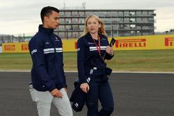 Паскаль Верляйнn, Sauber , стратег Sauber F1 РУт Баскомб