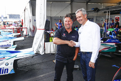 Michael Andretti, Jens Marquardt, BMW Motorsport Director
