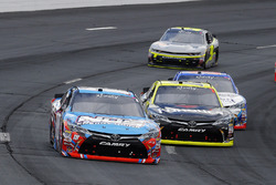 Kyle Busch, Joe Gibbs Racing Toyota, Matt Tifft, Joe Gibbs Racing Toyota, Ryan Preece, Joe Gibbs Racing Toyota