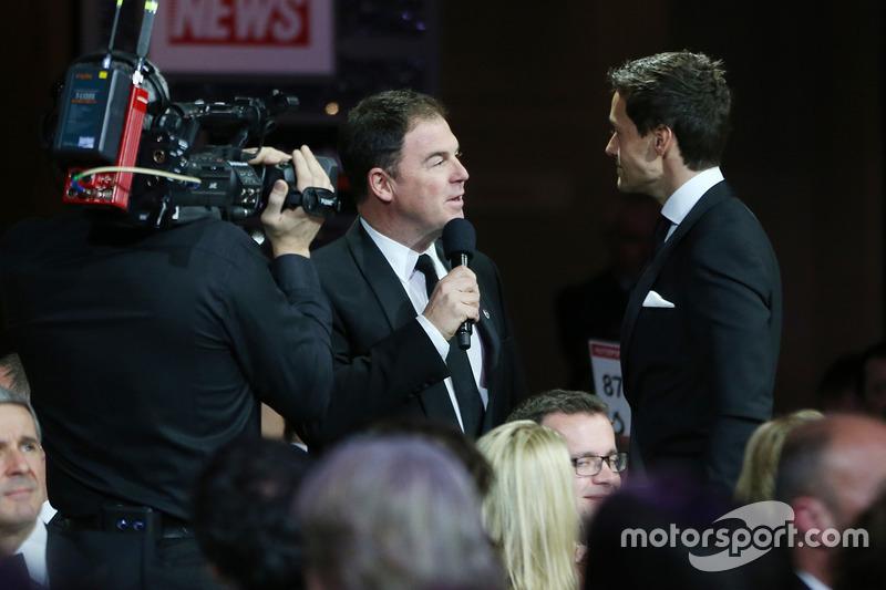 Jolyon Palmer, Renault Sport F1 habla con James Allen