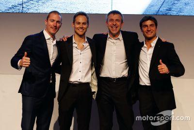 Festivités de fin de saison de BMW