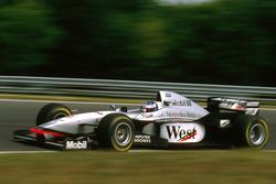 Mika Hakkinen, McLaren MP4/12