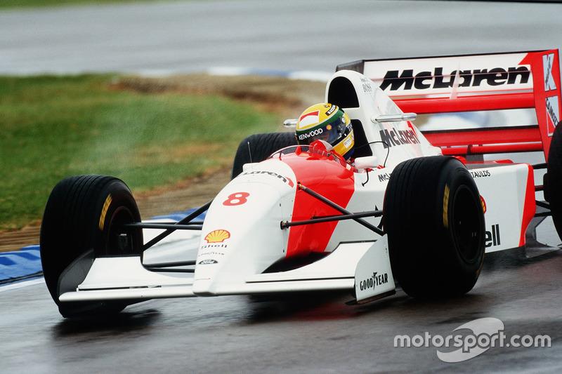 El equipo McLaren no estaba preparado para la quinta parada en boxes.