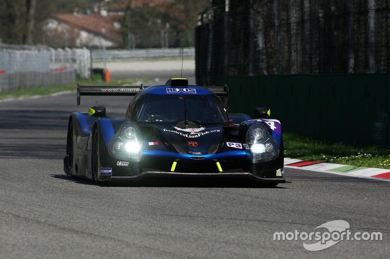 #14 Duqueine Engineering, Ligier JS P3 - Nissan: Joël Janco, Gerry Kraut, Jonatan Jorge
