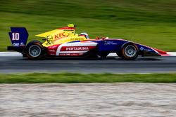GP3-Test in Barcelona, April