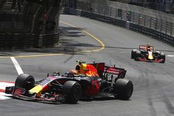 Max Verstappen, Red Bull Racing RB13, Daniel Ricciardo, Red Bull Racing RB13