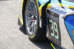 #39 Kessel Racing TP12 Ferrari 488 GT3 detail