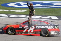 1. Martin Truex Jr., Furniture Row Racing, Toyota