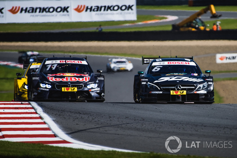 Роберт Вікенс, Mercedes-AMG Team HWA, Mercedes-AMG C63 DTM, Марко Віттман, BMW Team RMG, BMW M4 DTM