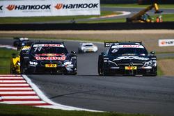 Роберт Уикенс, Mercedes-AMG Team HWA, Mercedes-AMG C63 DTM, Марко Виттман, BMW Team RMG, BMW M4 DTM