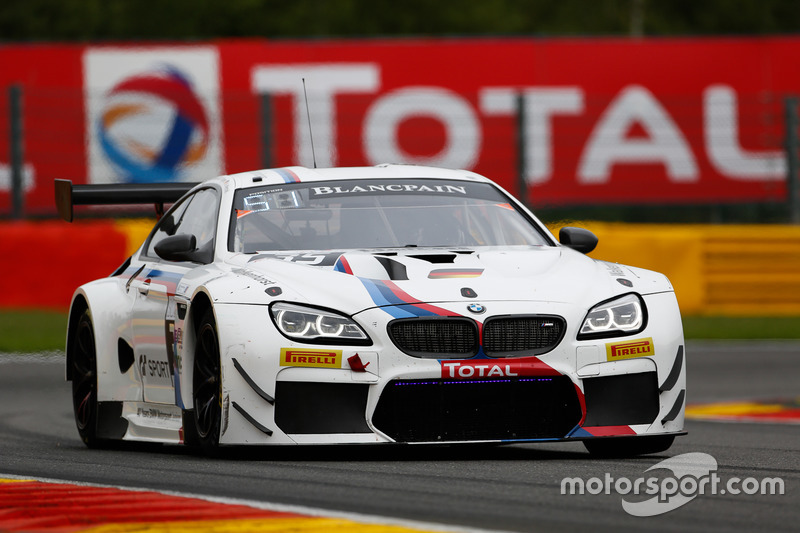 20. #35 Walkenhorst Motorsport, BMW M6 GT3