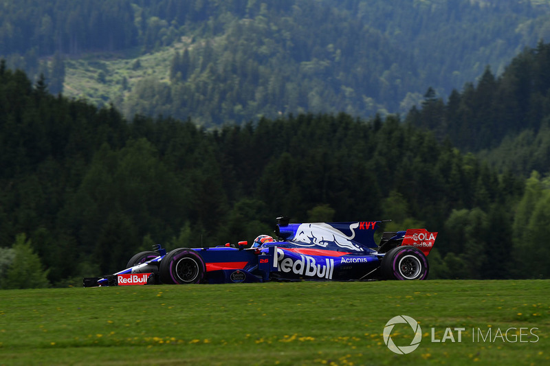 14. Данііл Квят, Scuderia Toro Rosso STR12