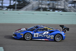 #19 Ferrari of Long Island Ferrari 488 Challenge: Christopher Cagnazzi