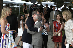 Fürst Albert von Monaco; Jackie Stewart
