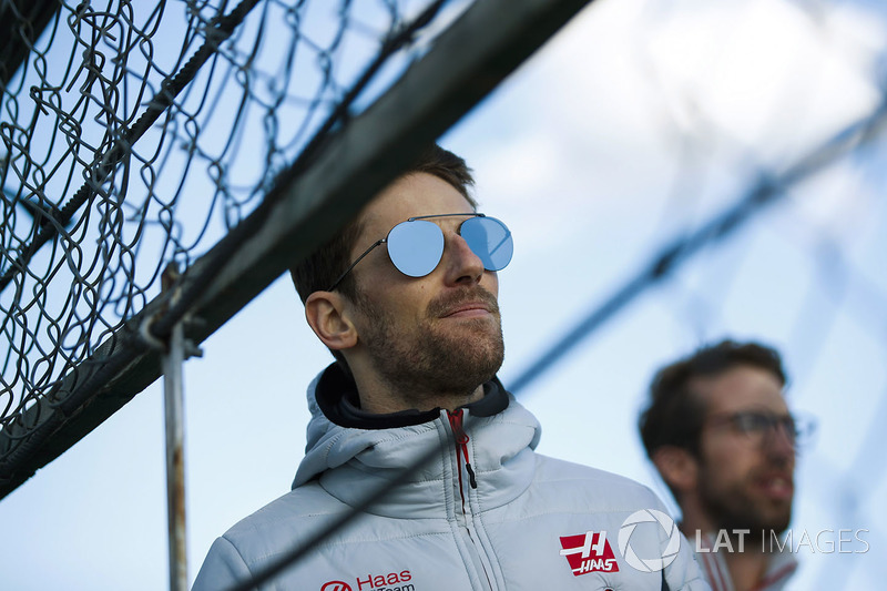 Romain Grosjean: sua relevância na F1