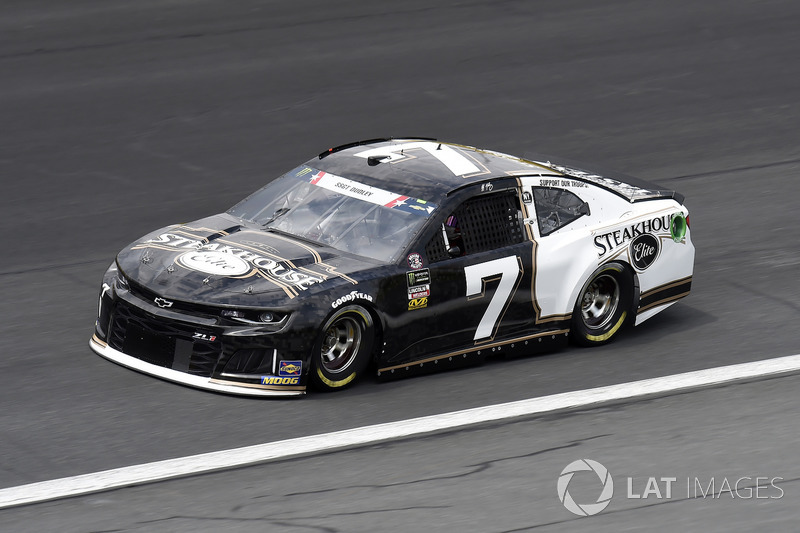 40. J.J. Yeley, NY Racing Team, Chevrolet Camaro Steakhouse Elite