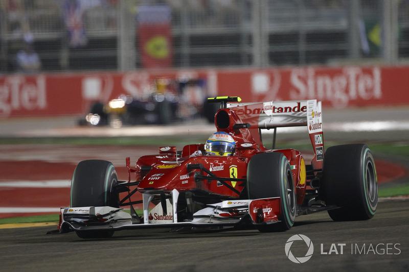 2010. Гран Прі Сінгапуру