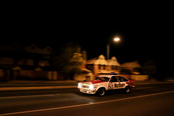A Holden Touring car in the streets of Adelaide