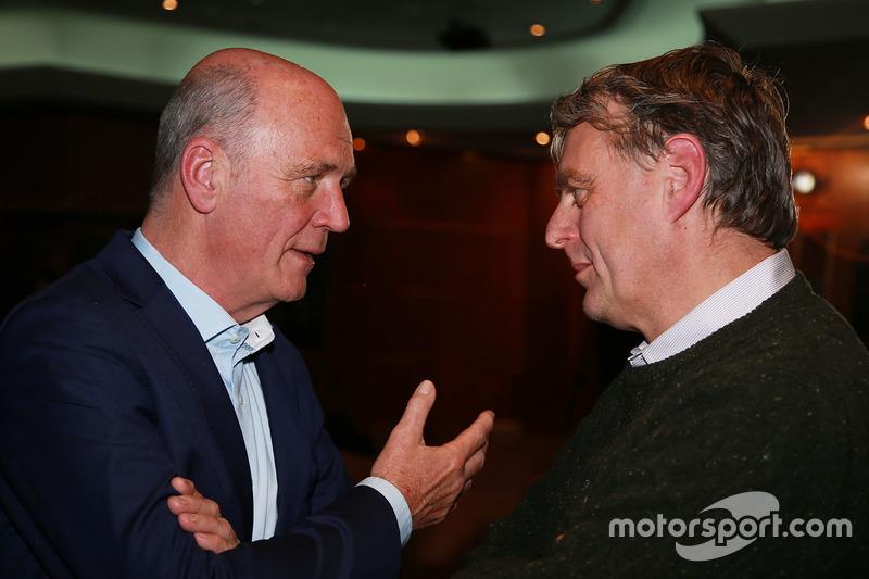 Pressekonferenz: Le Mans und WEC 2018