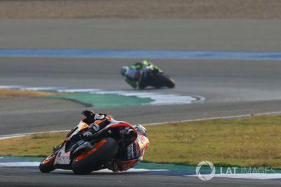 MotoGP-Test in Buriram