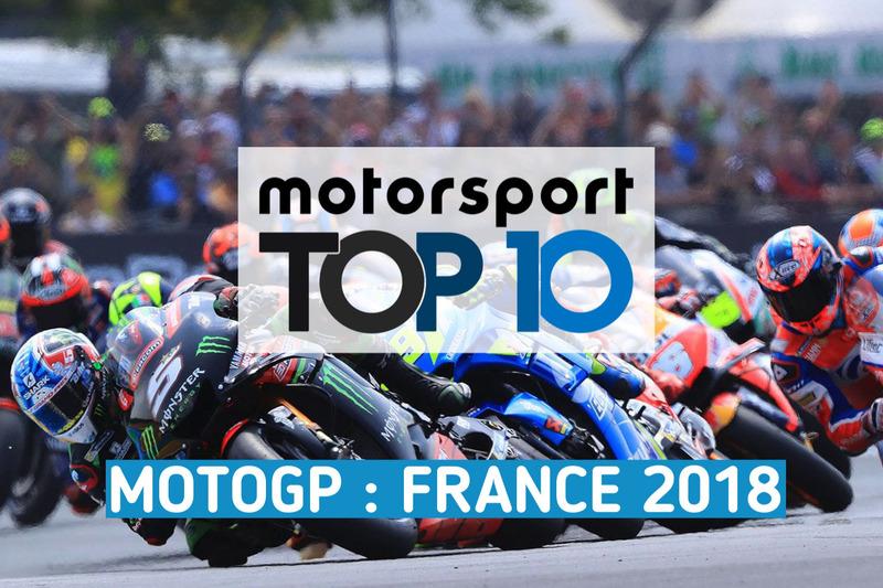 MotoGP Vidéo - Le top 10 du GP de France MotoGP