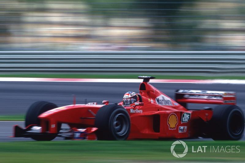 63º: Ferrari F399 (1999)