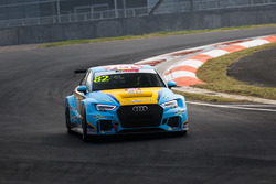 Andy Yan, New Faster Team, Audi RS 3 LMS TCR