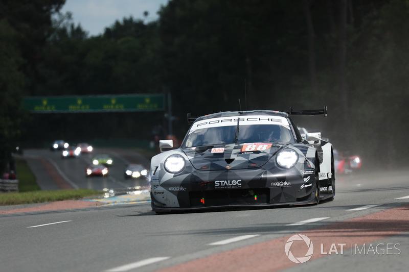 1. LMGTE-Am: #88 Dempsey Proton Competition, Porsche 911 RSR