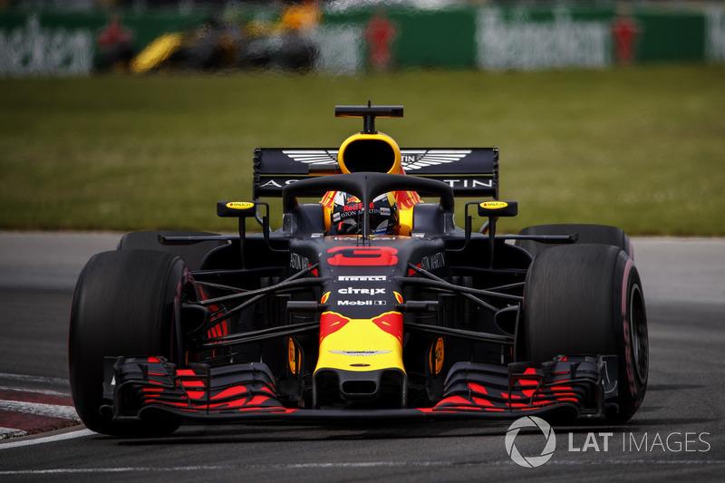 2018 : Red Bull RB14