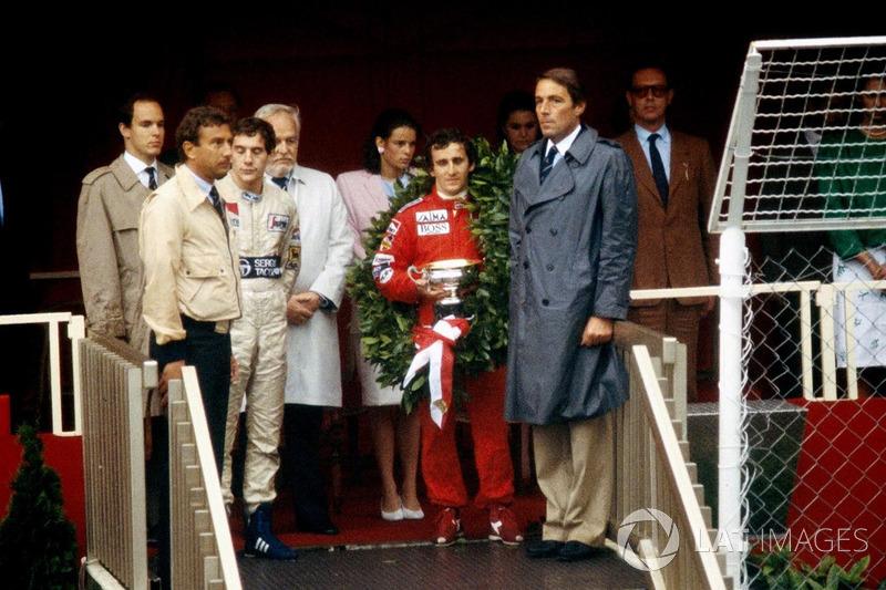 GP de Mónaco 1984