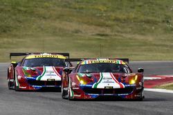 GT Ferrari show