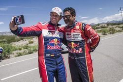 Dirk von Zitzewitz, Nasser Al-Attiyah, Toyota Gazoo Racing