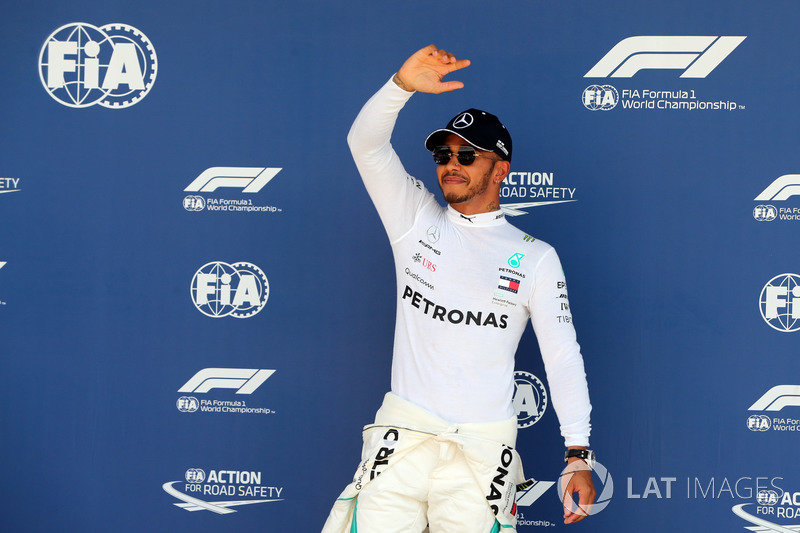 No atual time, ele soma 50 poles, das 76 que tem na F1.