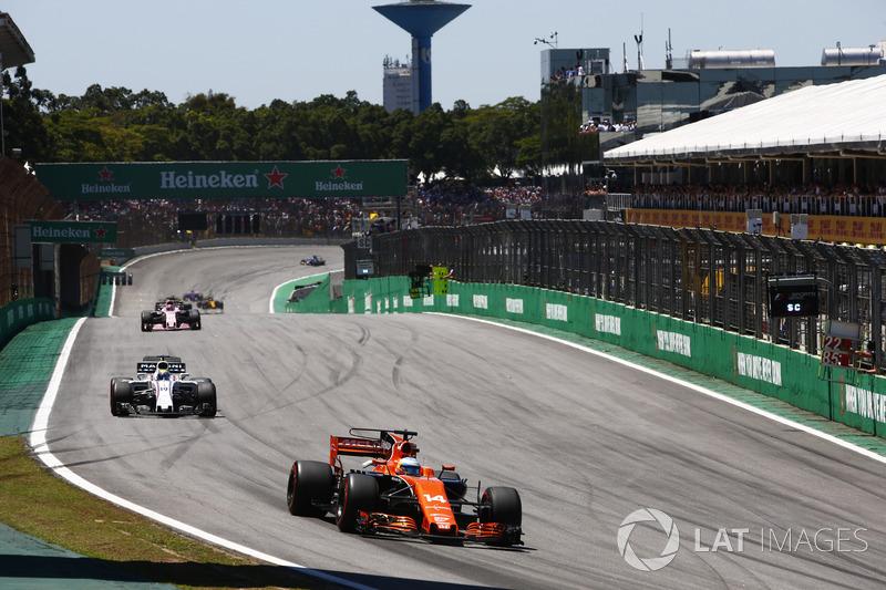 Fernando Alonso, McLaren-Honda: 160