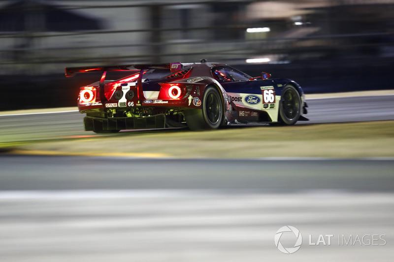 #66 Ford Performance Chip Ganassi Racing Ford GT: Дірк Мюллер, Джоі Хенд, Себастьян Бурде