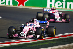 Серхіо Перес, Естебан Окон, Force India VJM11