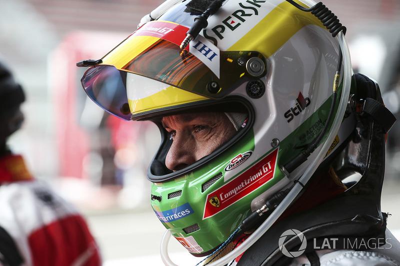 Бывшие пилоты Формулы 1: Джанкарло Физикелла