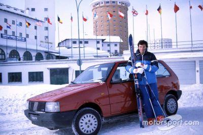 Racing Drivers At Home 1983