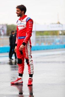 Jérome d'Ambrosio, Mahindra Racing