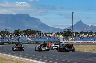 Rallycross-Action in Kapstadt