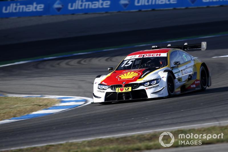 5. Augusto Farfus, BMW Team RMG, BMW M4 DTM