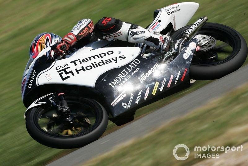 GP des Pays-Bas 2005 125cc