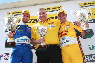 Sam Tordoff, Motorbase Performance Ford Focus, David Batrum y Tom Chilton, Motorbase Performance Ford Focus