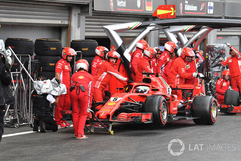 2 місце — Себастьян Феттель, Ferrari — 311