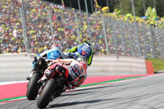 Valentino Rossi, Yamaha Factory Racing, Tito Rabat, Avintia Racing, Dani Pedrosa, Repsol Honda Team
